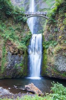Waterfall in Columbia