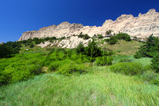 Cliff Shelf Badlands National Park