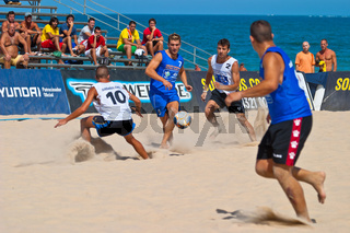Spanish Championship of Beach Soccer , 2006