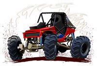 Cartoon Buggy
