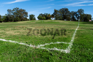 public football field