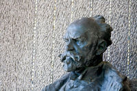 Bust of Antonin Dvorak
