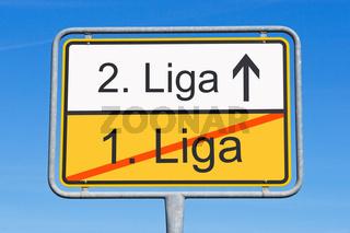 1. Liga und 2. Liga