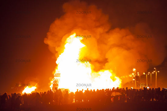 an overview of the bonfire tradition in texas Death by burning for heretics was made positive law by pedro ii of aragon in 1197 in 1224, frederick ii, holy roman emperor , made burning a legal alternative, and in 1238, it became the principal punishment in the empire.