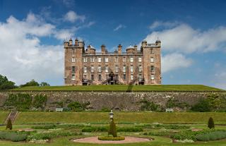 Garden and Castle of Drumlanrig