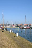Village of Marken,Ijsselmeer,Netherlands