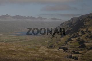 Berufjörður. Suður-Múlasýsla
