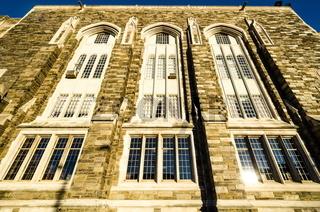 Die Mitten Hall in Philadelphia (USA)