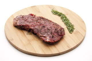 Pfeffer Steak