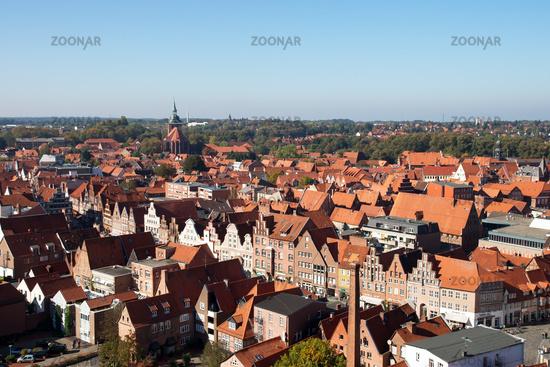 Strichmädchen aus Lüneburg, Hansestadt