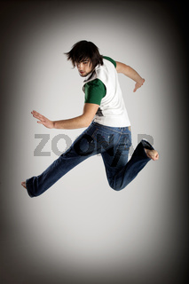 Dance and Jumping