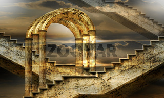 Arches of possibility