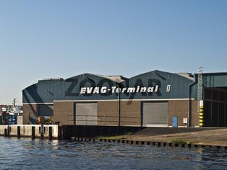 EVAG-Terminal II im Emder Binnenhafen