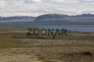 Þingvallavatn (Thingvallavatn) lake