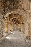 Amphitheater Aspendos in Antalya.