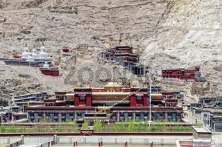 Kloster Sakya  Nordkloster  Shigatse  Tibet