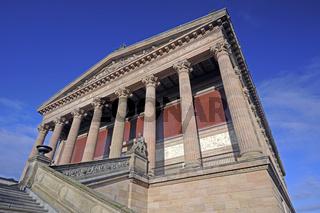 Alte Nationalgalerie, Museumsinsel, Unesco Weltkulturerbe, Berl