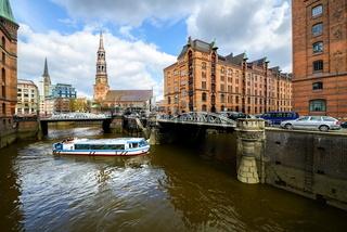 Hafenrundfahrt Speicherstadt Hamburg
