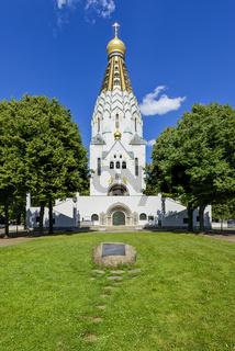 Russische Gedächtniskirche St. Alexi, Leipzig
