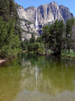 Merced River at Yosemit Nationalpark