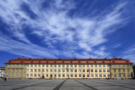 The New Town Hall Bamberg, Bavaria