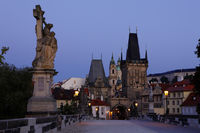 Charles Bridge in Czech