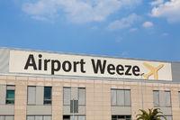 Airport Dusseldorf-Weeze (NRN), Germany