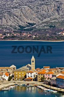 Idyllic adriatic town of Vinjerac