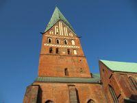 St. John's Church, Lueneburg, Germany