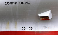 Cocso Hope at Container Terminal Tollerort