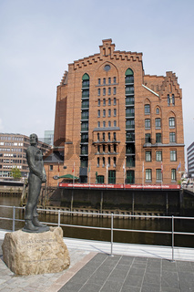 Internationales Maritimes Museum in Hamburg, Deutschland