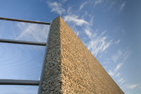 noise protection wall