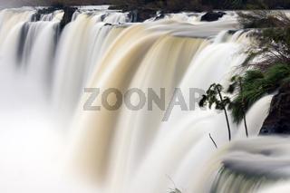 Wasserfälle mit Langzeitbelichtung