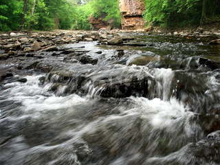 Rock Creek Cascades Illinois