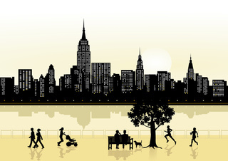 City Hintergrund-.eps