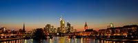 Big panorama - Frankfurt skyline