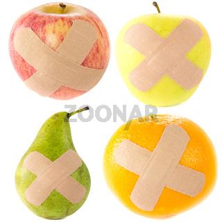 Hurt fruit
