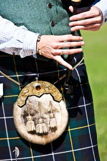 Scottish bagpipe