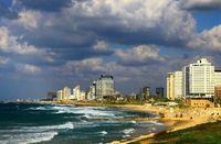 View of the Tel Aviv