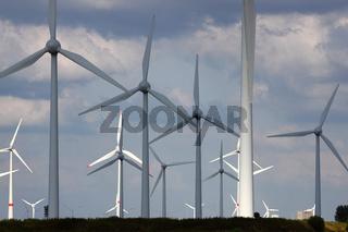 Licht und Schatten der Windkraft