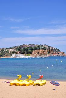 Sant Feliu an der Costa Brava