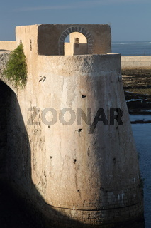 Bastion de L'Ange in the Portuguese Fortified City of Mazagan