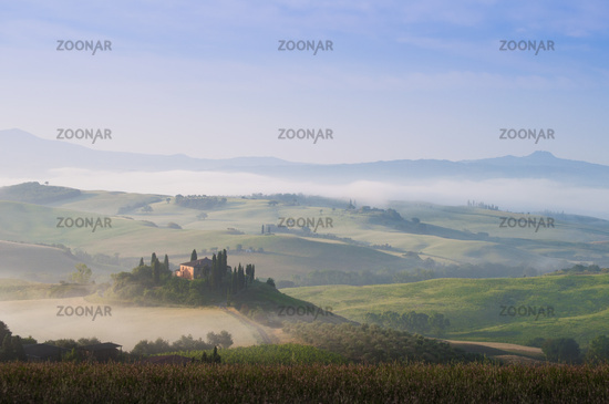 dream house of tuscany