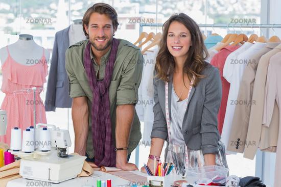 Attractive fashion designers