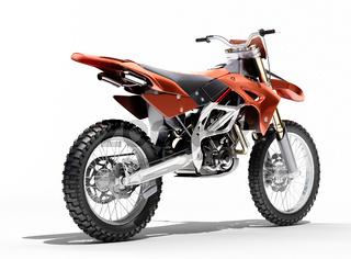 Sport bike enduro