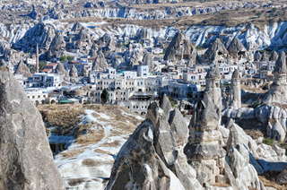 Göreme's  Wohnungen Türkei