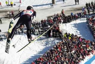 Skifliegen Oberstdorf FIS-eam-Tour DAMJAN Jernej SLO