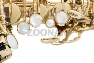Saxophon Detail