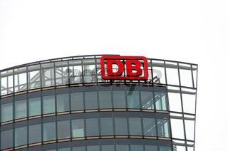 DB die Bahn Potsdamer Platz Berlin