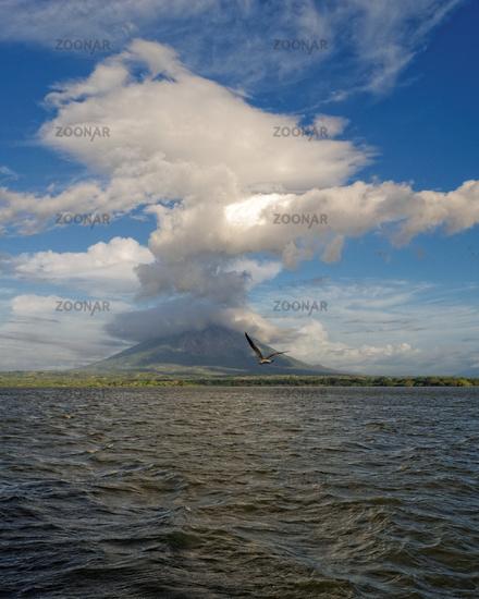 Volcano Concepción, Nicaragua